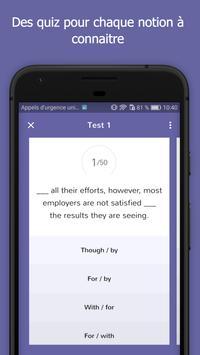 Score IAE Message - Révision test d'entrée apk screenshot