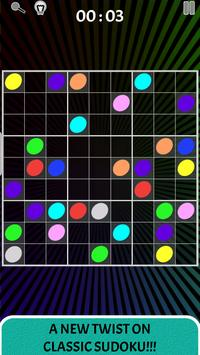 Colordu Color Sudoku apk screenshot
