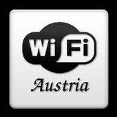 Free WiFi - Austria - Free icon