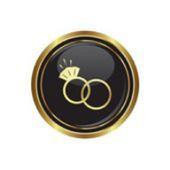 Convite de casamento digital icon