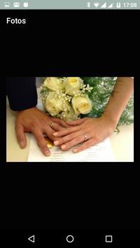 Convite de casamento digital screenshot 4