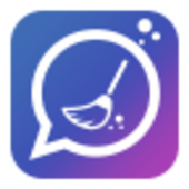 One Click WhatsApp Cleaner icon