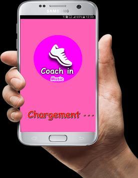 """Coach""""ïn Music poster"""