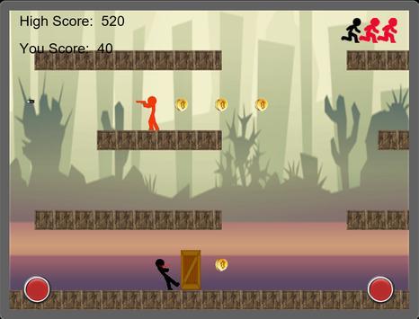 Runner_Stick apk screenshot