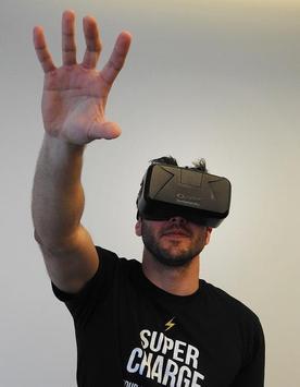 Виртуальная реальность [VR] poster