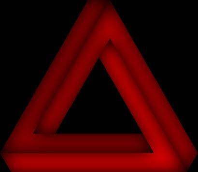 Треугольник poster