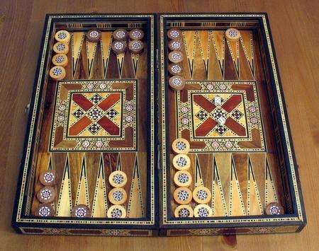 Нарды [backgammon] screenshot 1