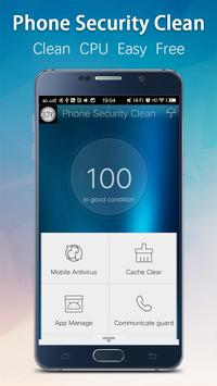 Phone Security Clean poster