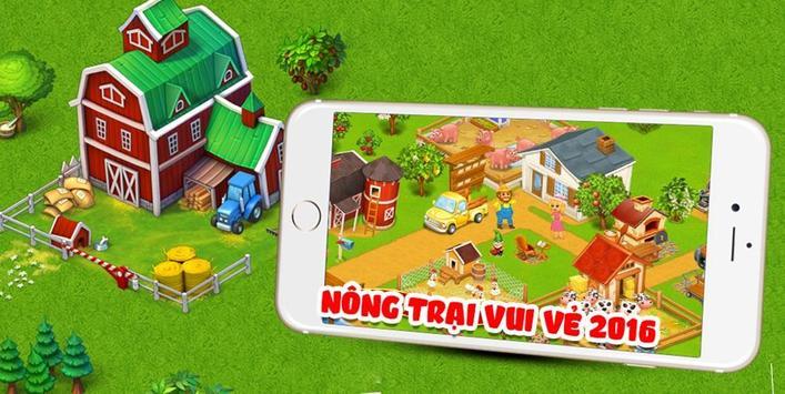 Nong Trai Chan Nuoi- Nông Trại poster