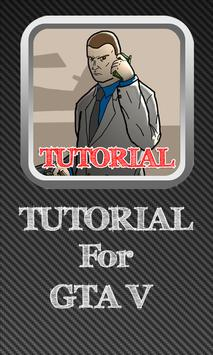 Tutorial For GTA 5 Online apk screenshot