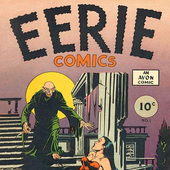 Eerie Comics #1 Avon (1947) icon