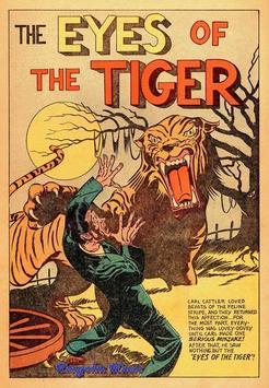 Eerie Comics #1 Avon (1947) poster