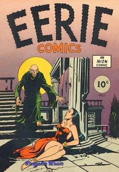 Eerie Comics #1 Avon (1947) apk screenshot