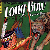 Long Bow #1 Fiction House icon