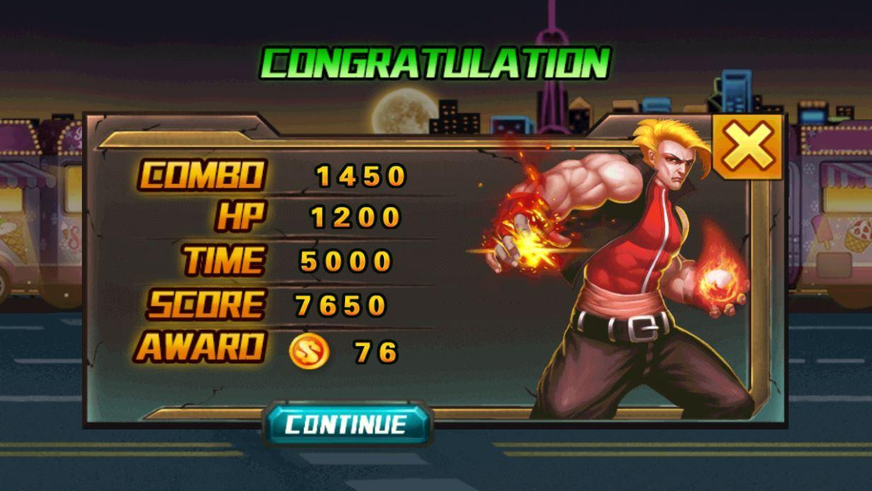 Art Kung Fu Street Fighter Combat Fightcade Roms for Android - APK
