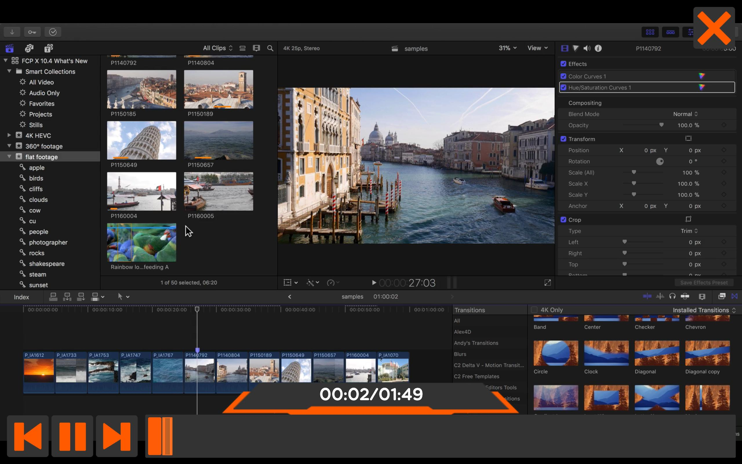 What's New Course For Final Cut Pro X 10 4 for Android - APK Download