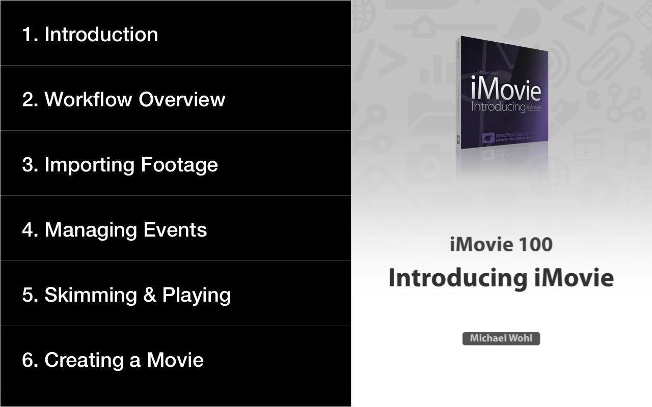Intro Course For iMovie for Android - APK Download