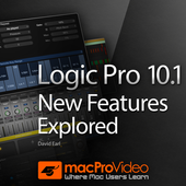 Logic Pro X 10.1 New Features icon