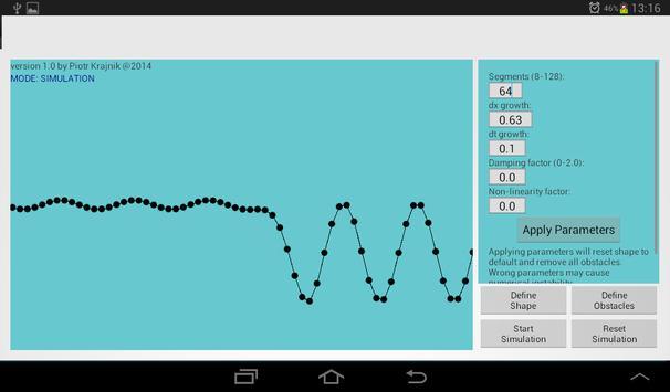 String Simulator apk screenshot