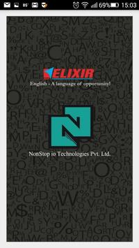 Elixir English: Play & Learn poster