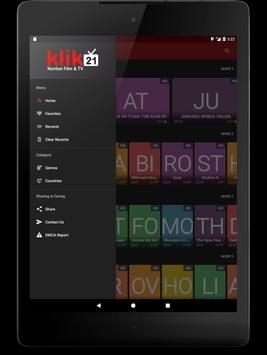 Klik21 - Watch Movies & TV 截图 4