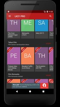 Nonton LK21 PRO HD screenshot 4