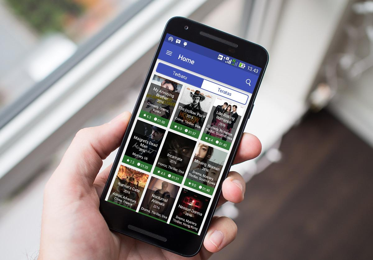 Nonton Film Bioskop for Android - APK Download