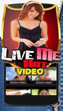 Video Panas dari Live Me 18+ Hot Terbaru poster