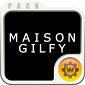 MAISON GILFY ウィジェット icon
