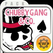 ChubbyGang-GET THE LUCK ウィジェット icon