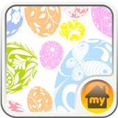 Easter Egg Theme icon