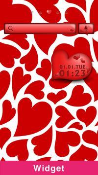 Feeling Heart Theme apk screenshot