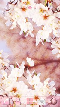 sakura Theme poster