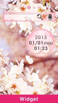 sakura Theme apk screenshot