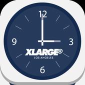 XLARGE-SimpleClock-FREE icon