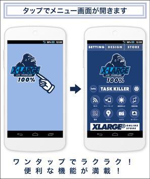 XLARGE-Graphic Battery-FREE apk screenshot