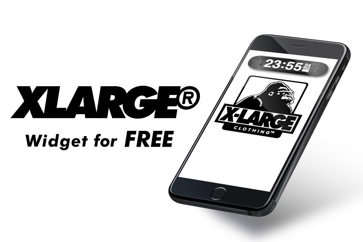 エクストララージ Xlarge 時計 電池ウィジェット For Android Apk Download
