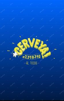 CERVEYAPP! poster