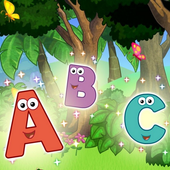 Learning English Is Fun and ABC Songs icon