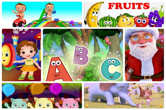 Learning English Is Fun and ABC Songs screenshot 3