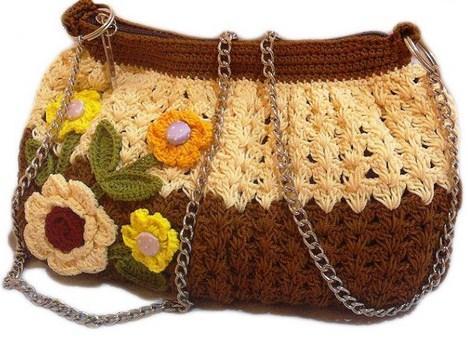 Crochet bag ideas screenshot 1