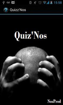 Quiz'Nos poster