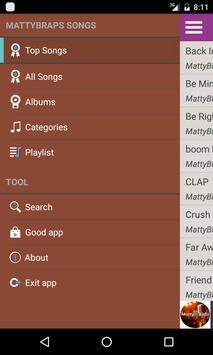MattyBRaps Songs Lyrics apk screenshot