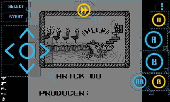 Nostalgia.GBC (GBC Emulator) screenshot 4