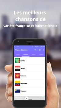 France Stations - Écouter Nostalgie Legendes screenshot 6