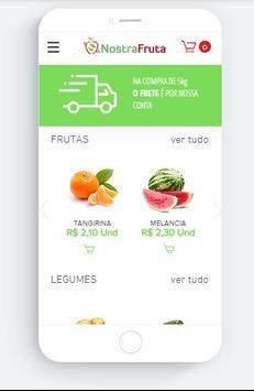 Nostra Fruta screenshot 1