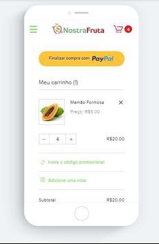 Nostra Fruta screenshot 4