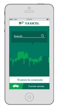 Taxicel Operador apk screenshot