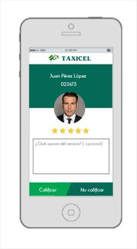 Taxicel apk screenshot