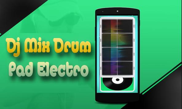 Dj Mix Drum Pad Electro Joox poster